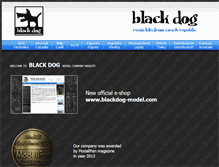 Tablet Preview of blackdog.cz